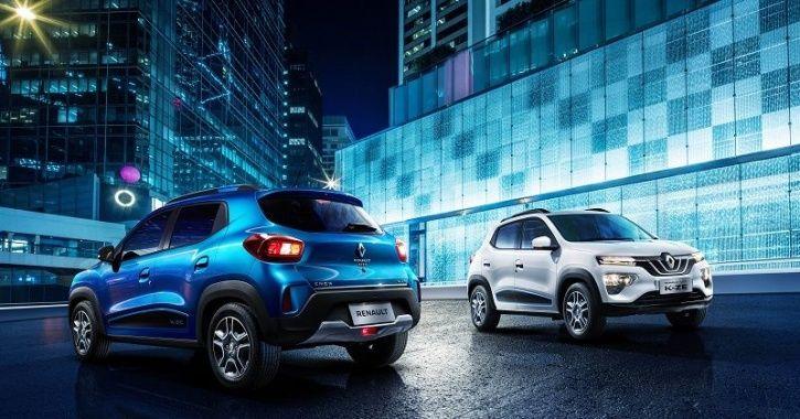 Renault Kwid Electric, Renault City K-ZE, Renault Kwid Electric Launch, Kwid Electric Price, Kwid El