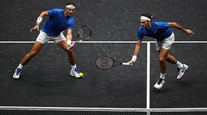 Roger Federer:Sold Out In 10 Minutes! Roger Federer-Rafael