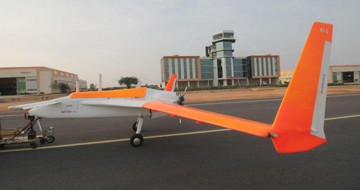 Rustom-2 Drone