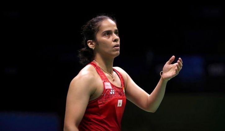 Saina Nehwal lost in 44 minutes.