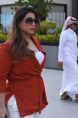 Saudi Woman 1