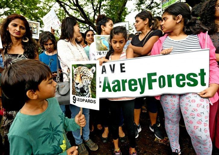 Save Aarey Forest
