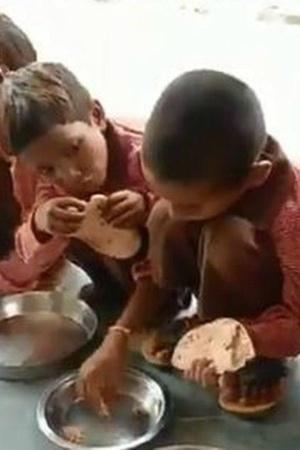 Scam Exposed As 9300 Kilograms Of Mid Day Meal Was Sold By Workers For Cash In UP