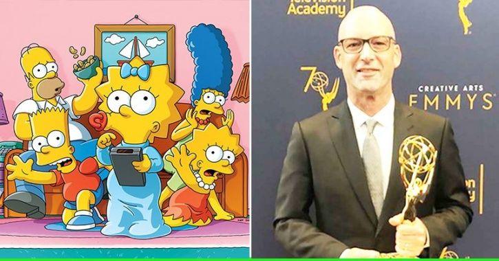 The Simpsons Producer J Michael Mendel Dies At 54