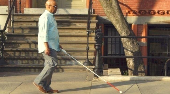 WeWalk smart cane