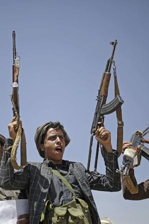 Yemen Houthis Say Attacked Saudi Border Frontline