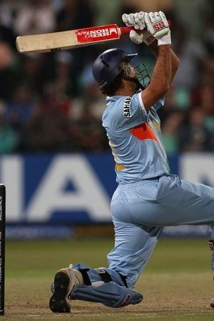 Yuvraj Singh hit 6 sixes in an over