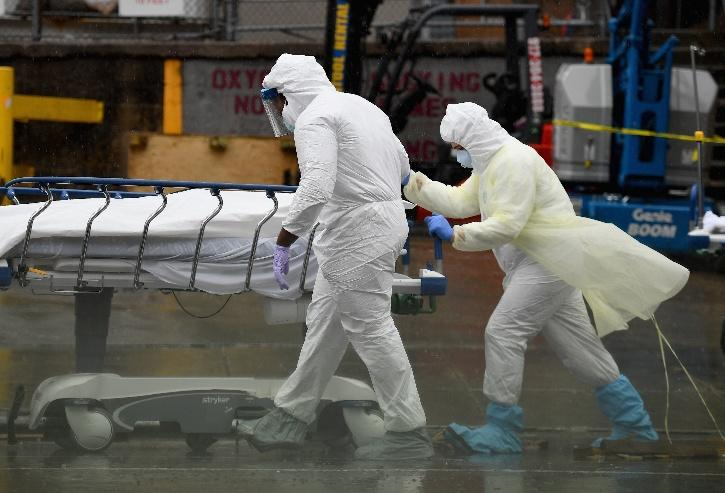 US Registers More Than 2,000 COVID-19 Deaths In 24 Hrs