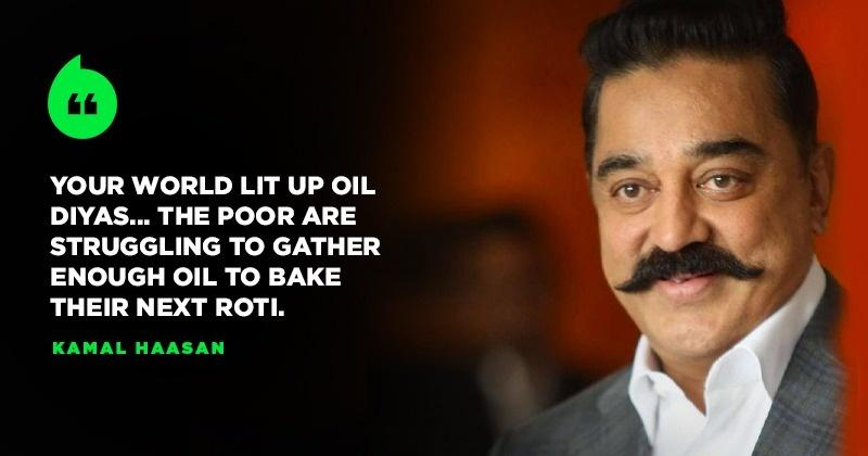 'We're Angry But Still On Your Side,' Kamal Haasan Writes Open Letter To PM Modi On Lockdown