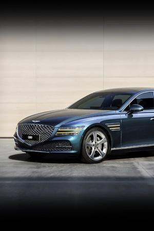 Genesis G80 Luxury Sedan