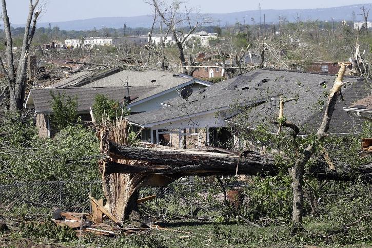 tornadoes usa
