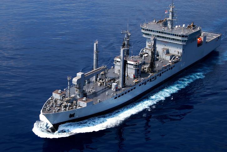 indian navy ship
