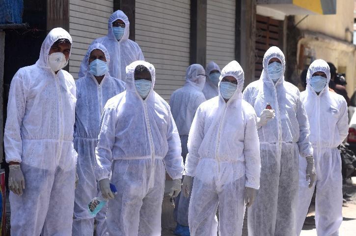 Coronavirus cases in Indore