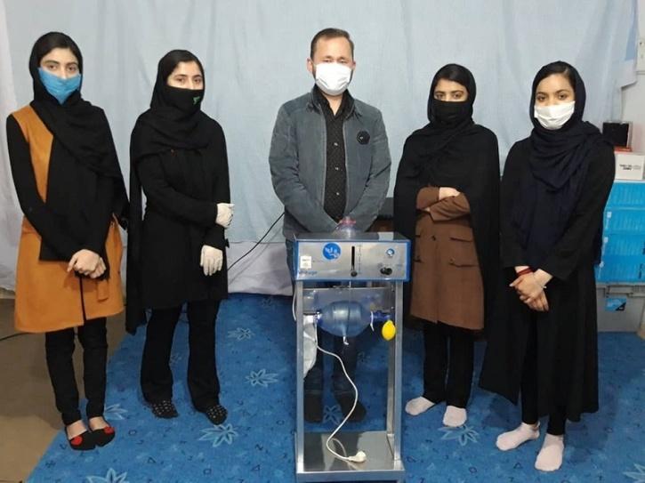 Afghan Dreamers Team