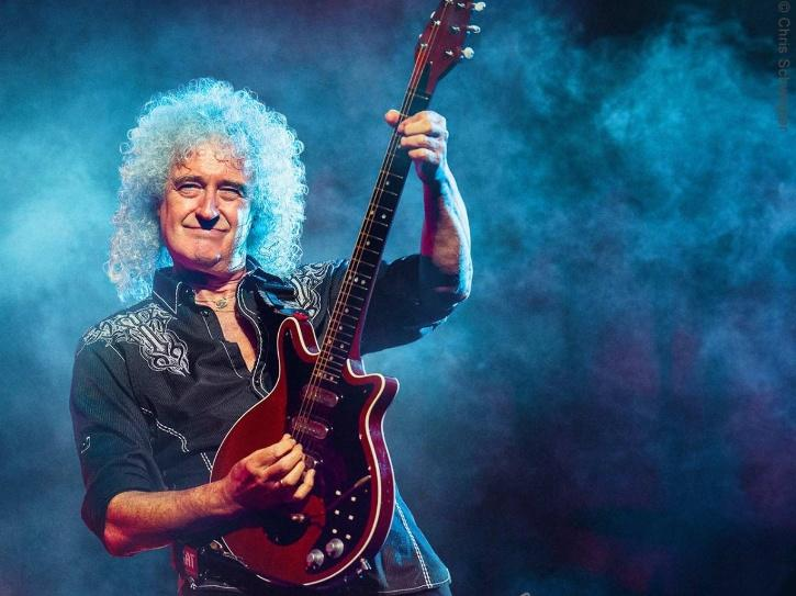 Queen Guitarist Brian May Blames Meat-Eaters For Coronavirus Pandemic, Says Eating Animals Should Stop