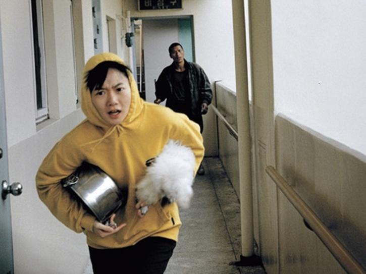 Parasite director Bong Joon Ho best movies Barking Dogs Never Bite