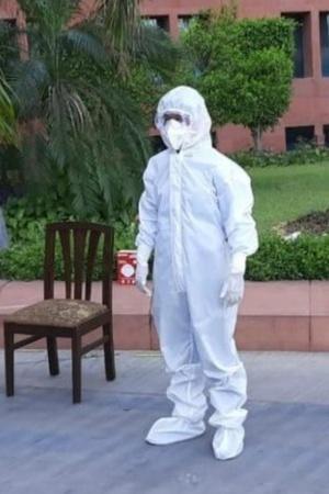 DRDO Bio Suit