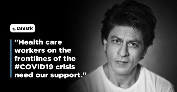Shah Rukh Khan To Raise Funds For COVID-19 Relief Via Global Concert, Says Healthcare Workers Need Support
