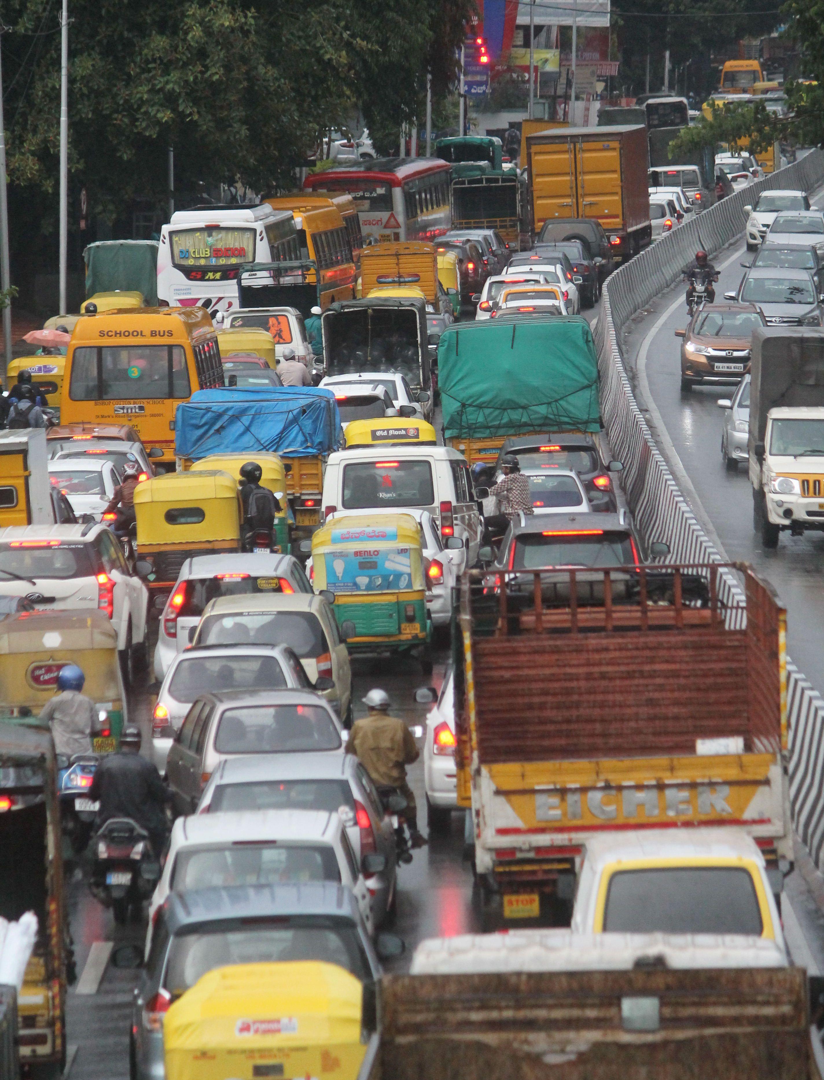Kasturba Road Banglore