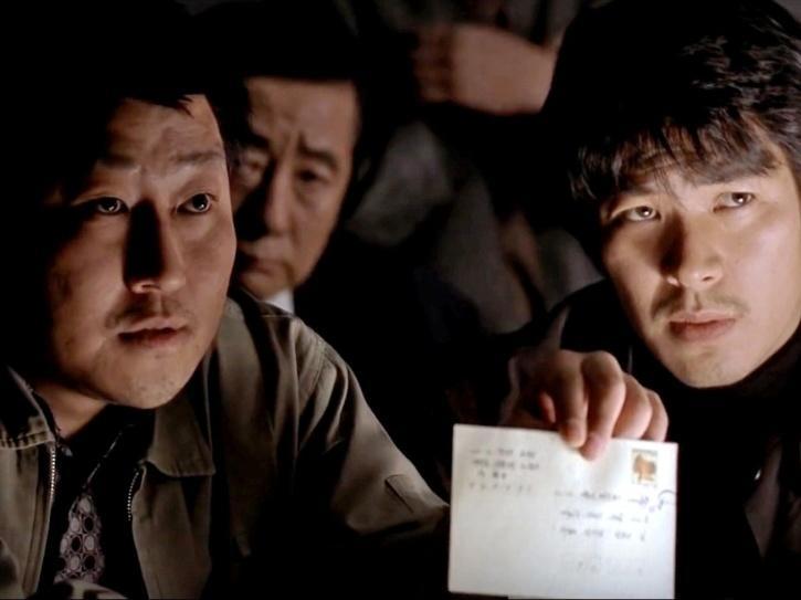 Parasite director Bong Joon Ho best movies Memories Of Murderer