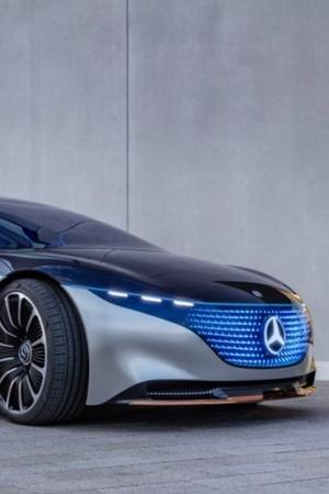 Mercedes-Benz EQS Concept