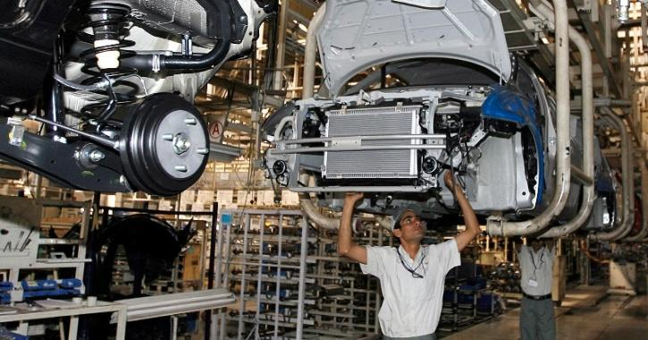 Auto Industry Production