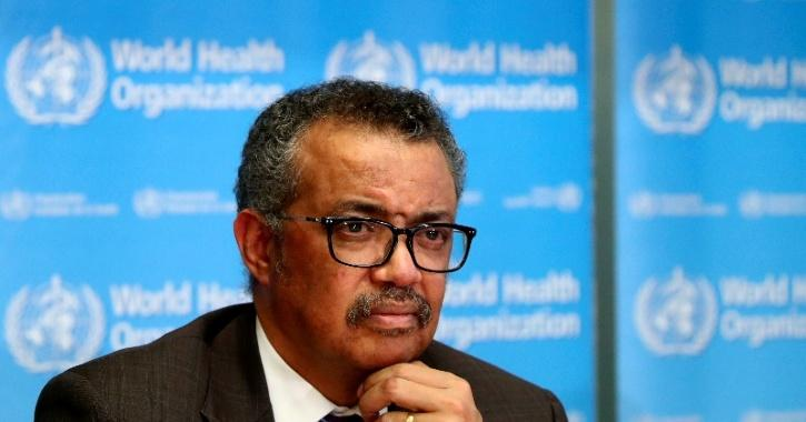 Director General of the World Health Organization (WHO) Tedros Adhanom Ghebreyesus