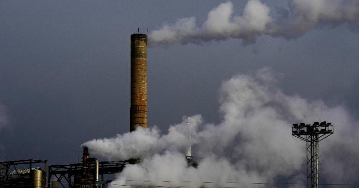 Coronavirus Lockdown Global Carbon Emissions