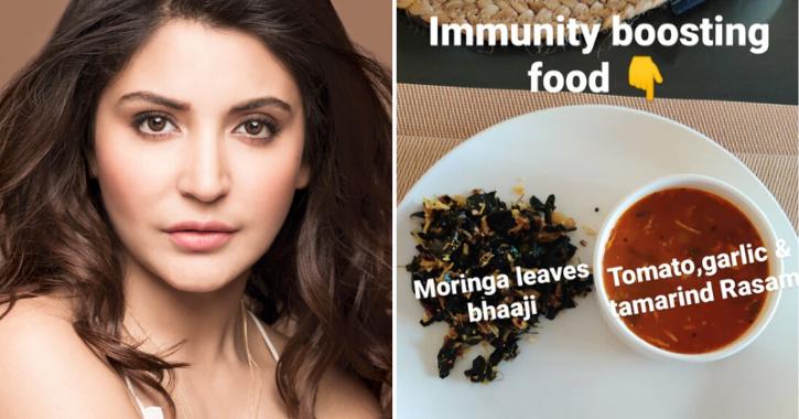Eat Right During Quarantine! Anushka Sharma Shares Food That Boosts Immunity Against COVID-19
