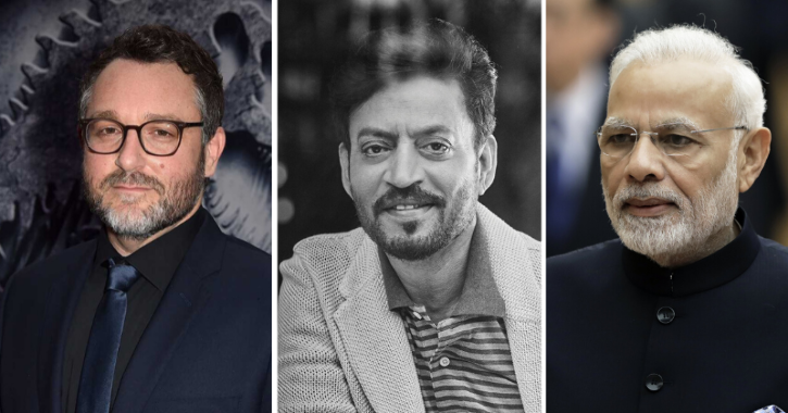 Irrfan was battling cancer from last couple of years.