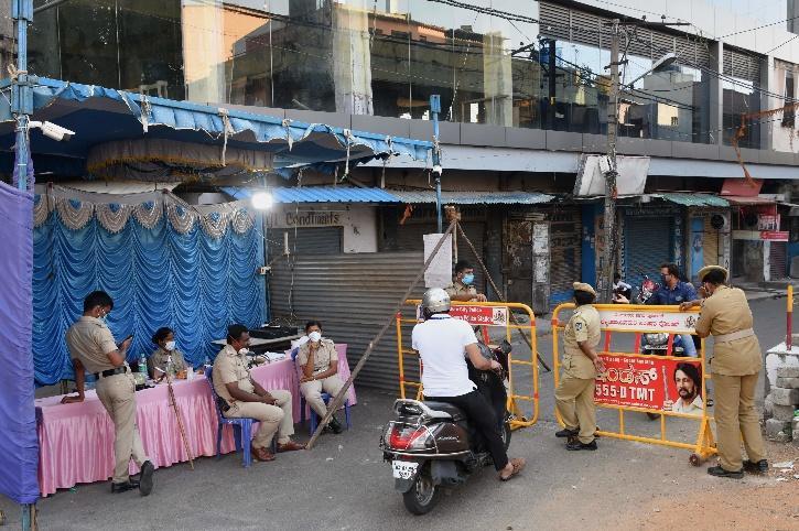 Delhi hotspot