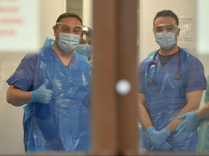 NHS Nurse, NHS UK, NHS Doctors Death,  NHS COVID-19 Test, Coronavirus UK, Coronavirus London