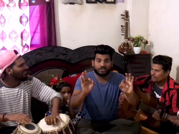 Ja Ja Re Coronavirus: Indian Band Records Song From Home On The Lockdown Situation & It
