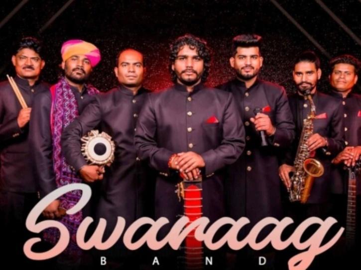 Indo-Western fusion band Swaraag