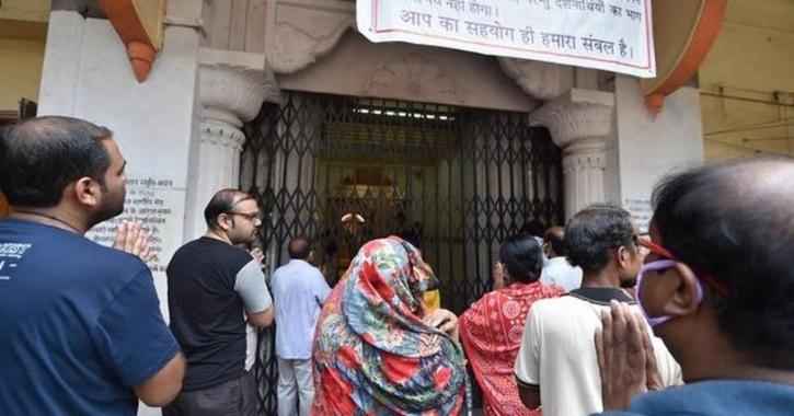 bengal temple lockdown
