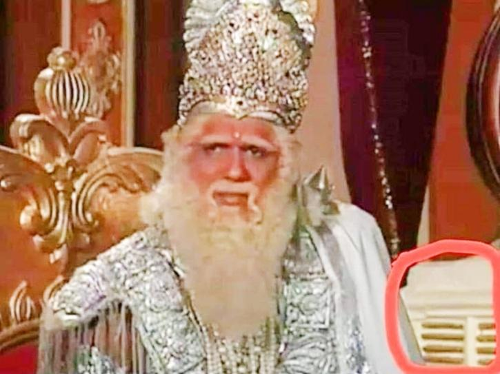 Desi Version Of GoT Goof Up? Fans Spot Air Cooler In Mahabharat Episode & They