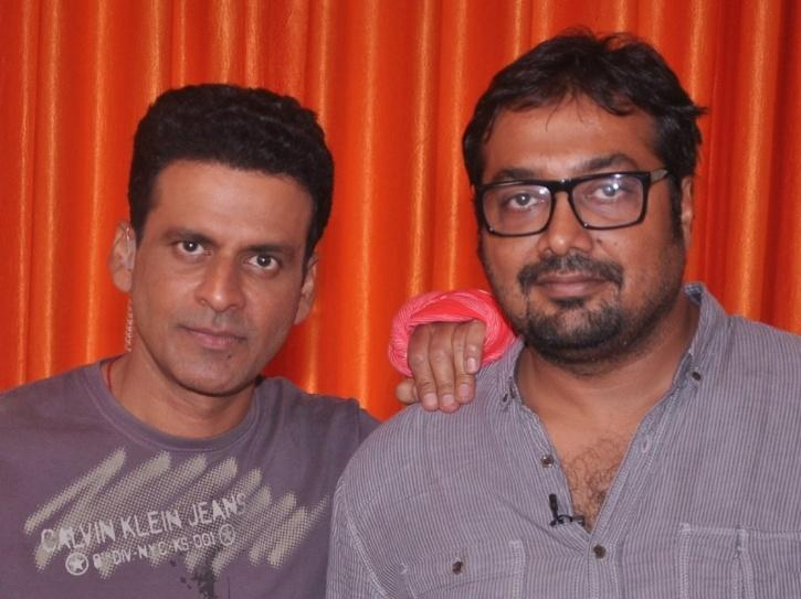 Anurag Kashyap Pulls Manoj Bajpayee