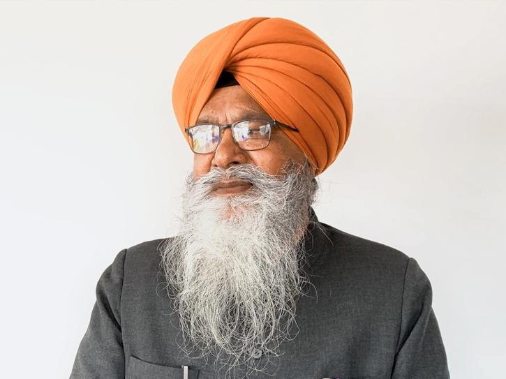 Nirmal Singh Khalsa.