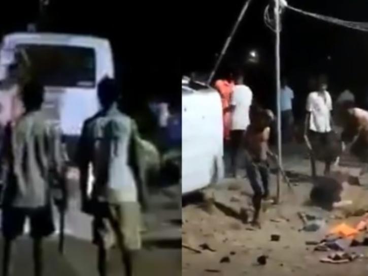 Palghar Mob Lynching