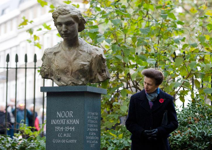 Noor Inayat Khan world War II Spy