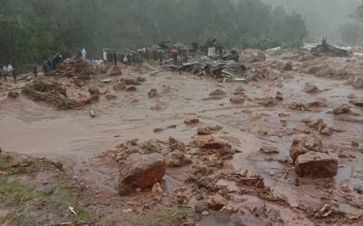 Kerala Munnar Landslide