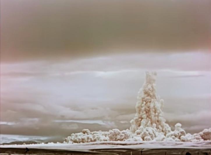 Tsar Bomba blast