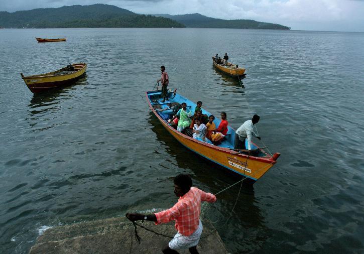 Andaman Tribe