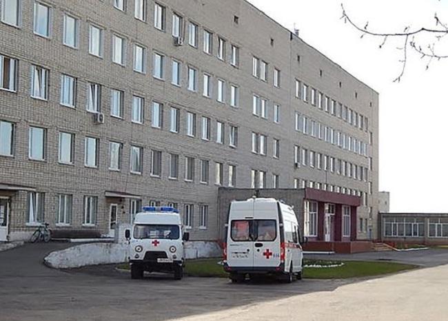 Gorshechensky Central District Hospital