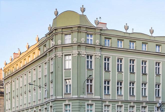 Corner Of Ratajczaka And Św. Marcin Streets