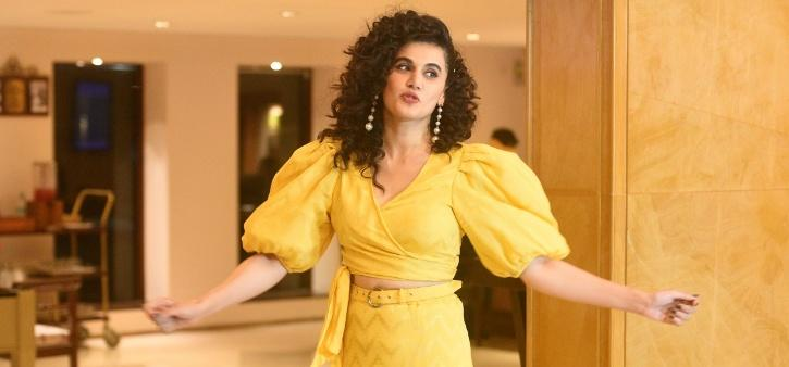 The rise and rise of Taapsee Pannu