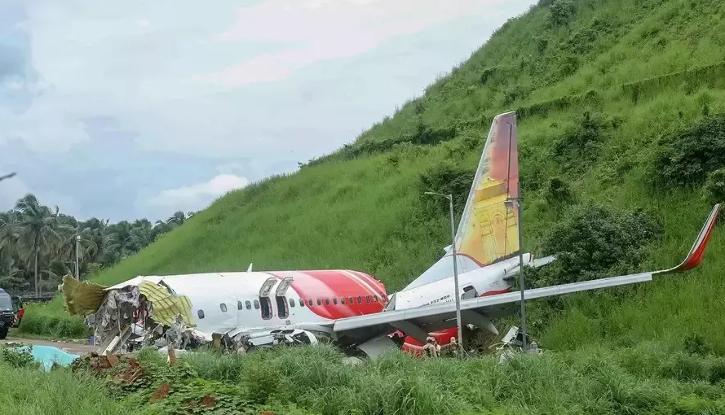 Air Indian Crash At Kozhikode Airport