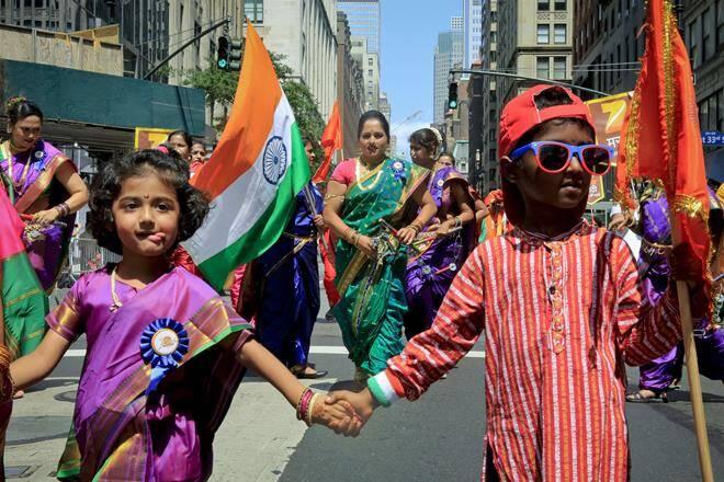 India Day Parade  New York