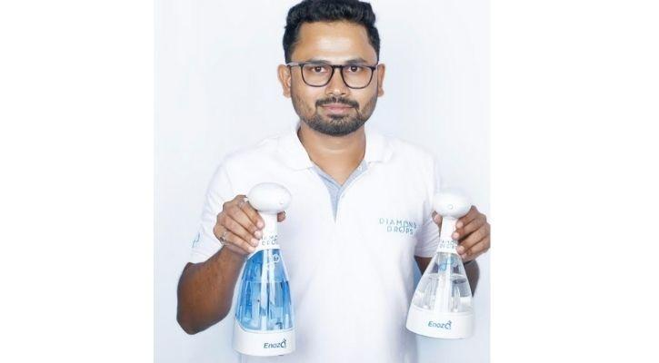 water sanitiser