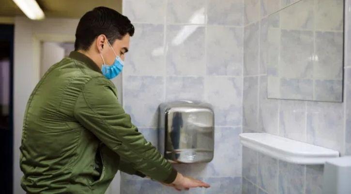 covid-19 urinal